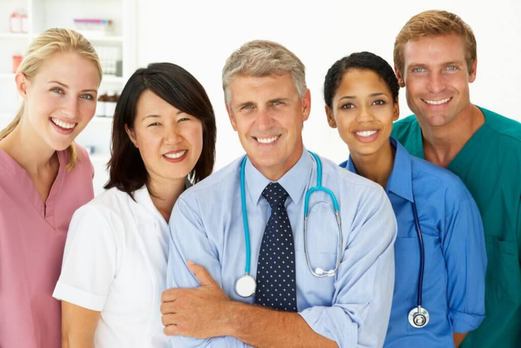 Basic life support training online for healthcare professionals