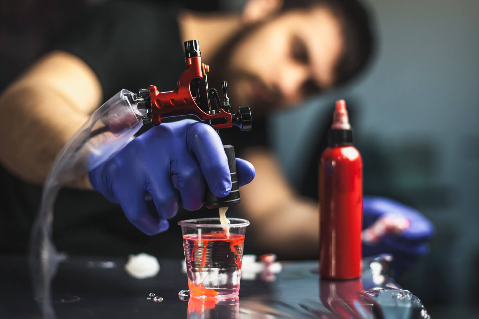 Infection control training course suitable for tattooists