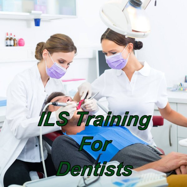 ILS training online course, cpd certified, suitable for dentists, dental nurses & hygienists